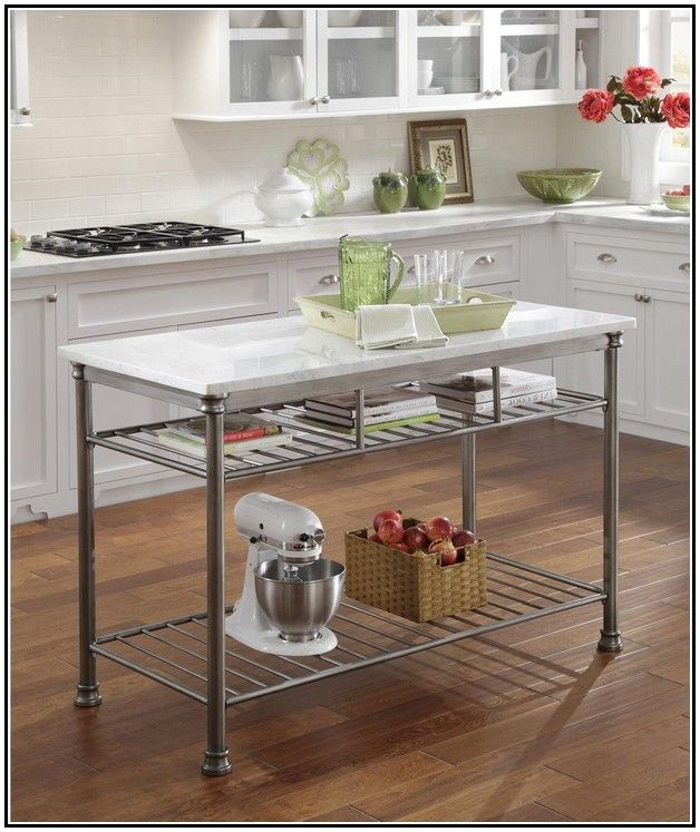 Stainless Steel Kitchen Island Costco Kitchen