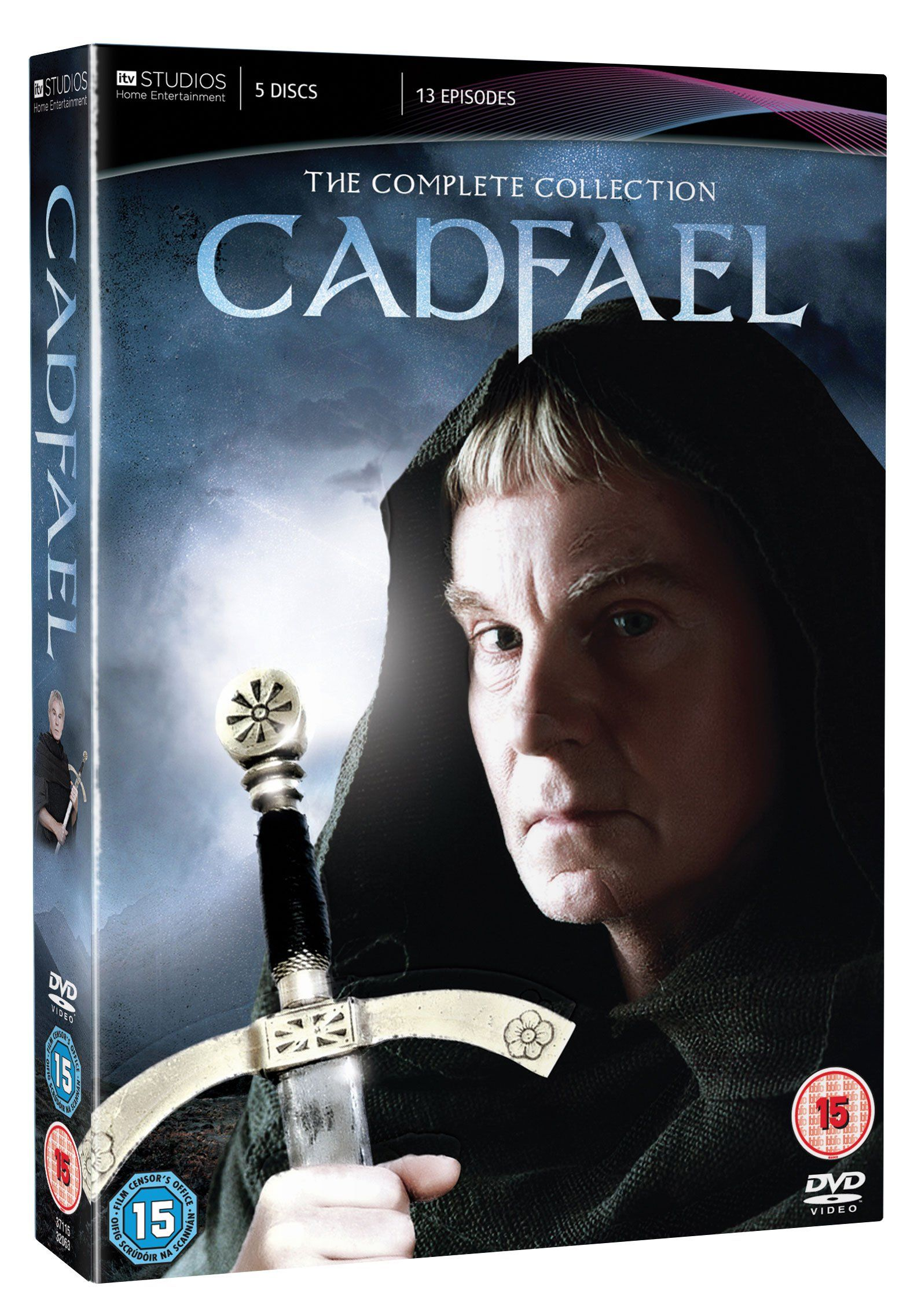 Cadfael The Complete Collection [DVD] Amazon.co.uk