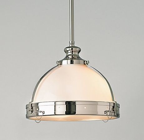 Lovely Restoration Hardware Clemson Classic Pendant   Restoration Hardware Price:  $239.00 | Visit Store » Uploaded By Lily Gahagan If Youu0027re Looking To Add A  ...