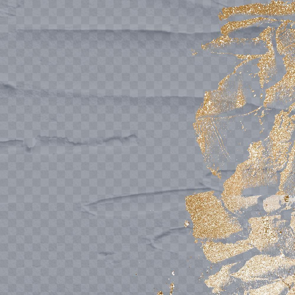 Gold Glitter Border Png On Navy Blue Background Premium Image By Rawpixel Com Adj Navy Blue Background Gold Glitter Background