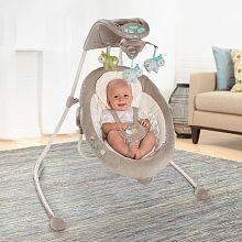 Ingenuity InLighten Cradling Swing - Emerson