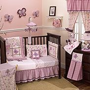 Cocalo Products Nursery Collections Sugar Plum