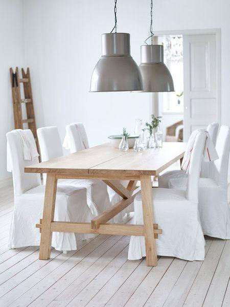 Los comedores más bonitos y luminosos | Mesa comedor ikea ...