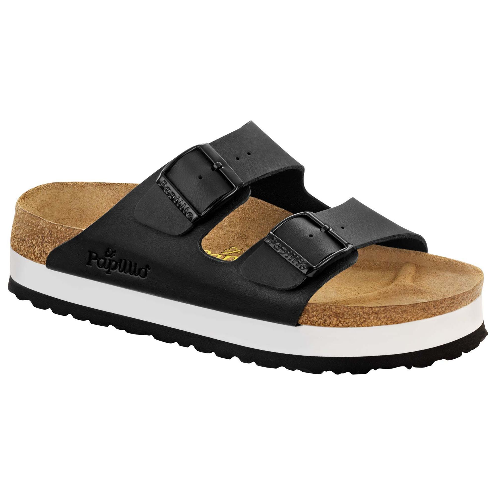 hot sale online 96160 691fc Arizona Birko-Flor Black | Shoes in 2019 | Birkenstock ...