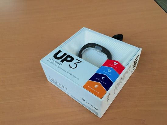 Smart & Simple: 조본(Jawbone) UP3 Activity Tracker 구입