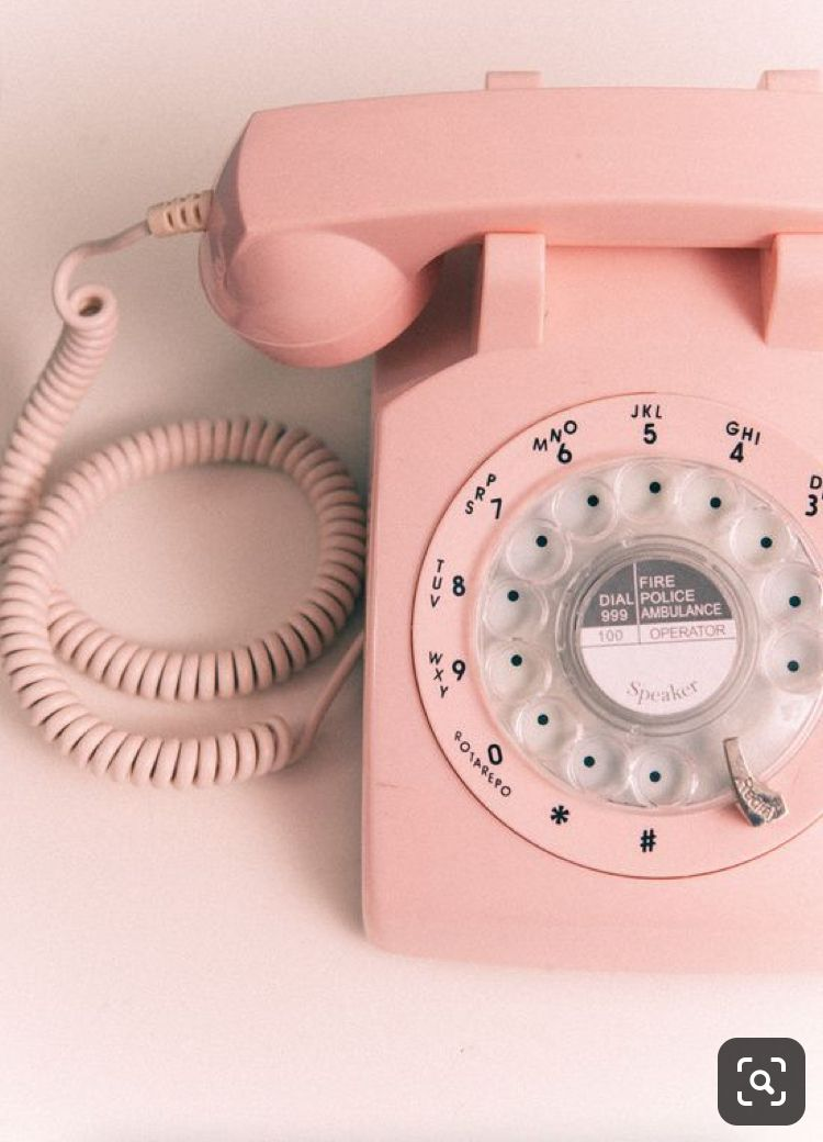 Pink Telephone In 2020 Pastel Pink Aesthetic Vintage Room Decor Pink Aesthetic