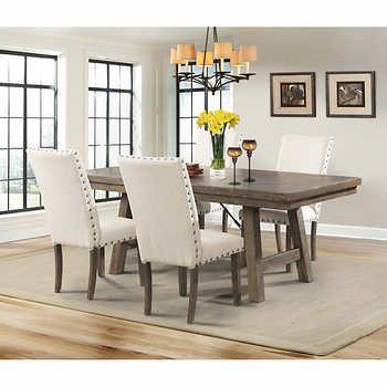 Jax 5Piece Dining Set  Home Ideas  Pinterest  Dining Decor Beauteous Dining Room Furniture Jacksonville Fl Inspiration Design