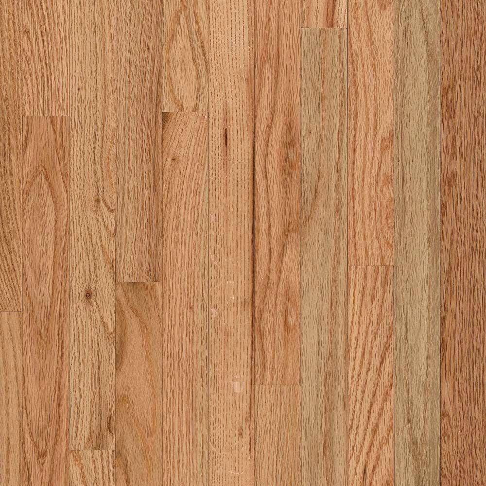 Bruce American Originals Natural Red Oak 3 4 In T X 3 1 4 In W X