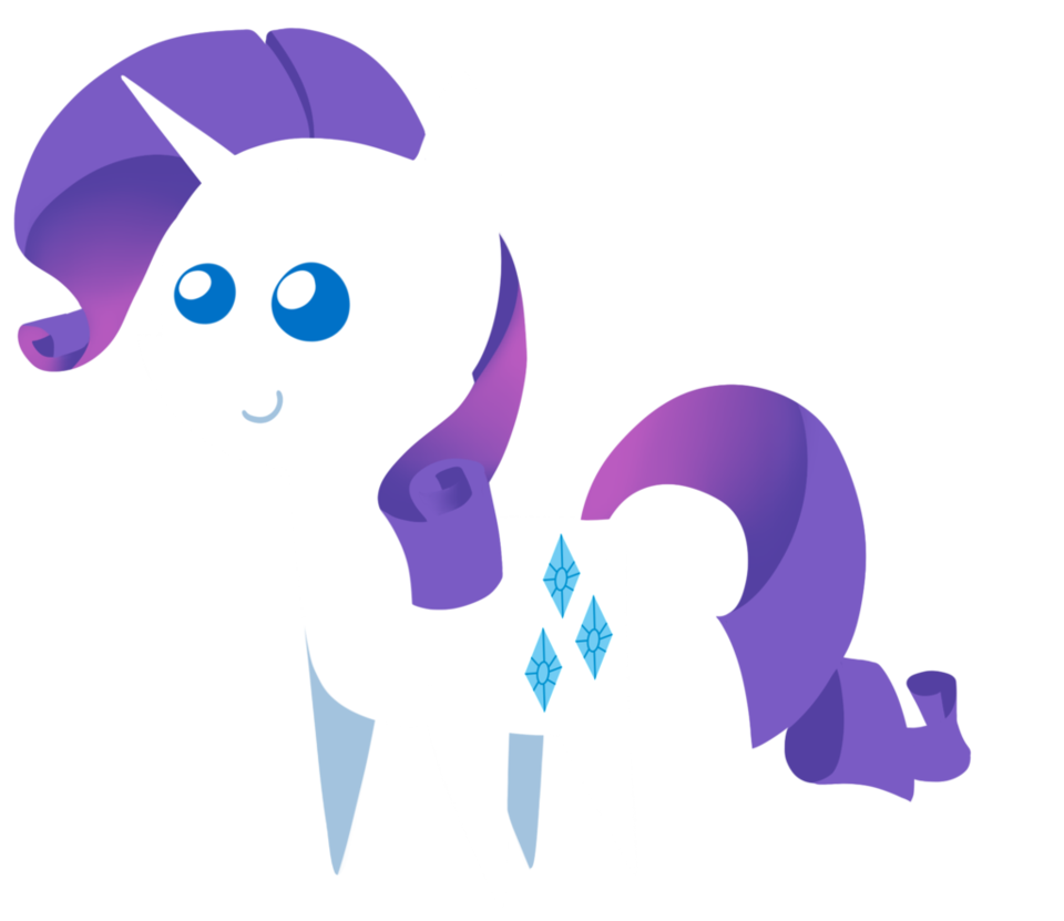 Rarity chibi by DragonGirl983 on DeviantArt | Rarity ...