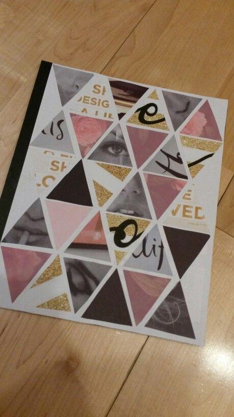 31 DIY Back to School Crafts for Kids and Teens! Diy Notebook CoverNotebook  DesignMake ...