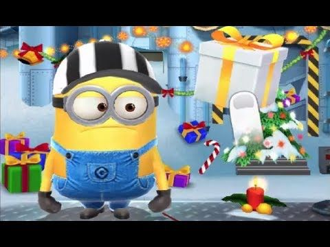 minion rush jolly christmas new apdate part 5 youtube - Minion Rush Christmas