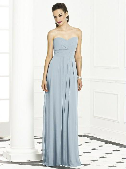 c23c87d5518 After Six Bridesmaids Style 6669 in Mist. Dessy Group