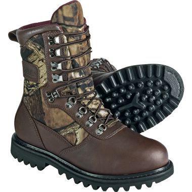 Cabela S Men S 800 Gram Iron Ridge Hunting Boots With