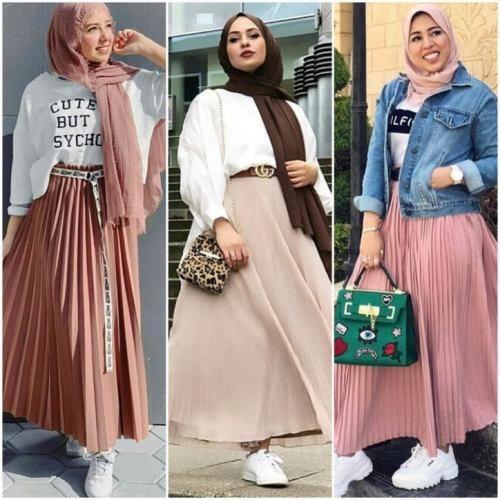 b7631f627cea Light and comfy hijab summer wear – Just Trendy Girls | Hijab ...