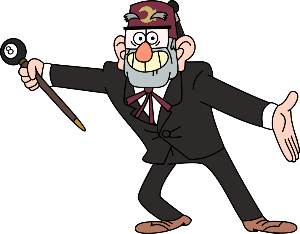 Grunkle Stan By Mrcbleck D5hc1z1 Png 1013 789 Gravity Falls Grunkle Stan Gravity Falls Characters Gravity Falls