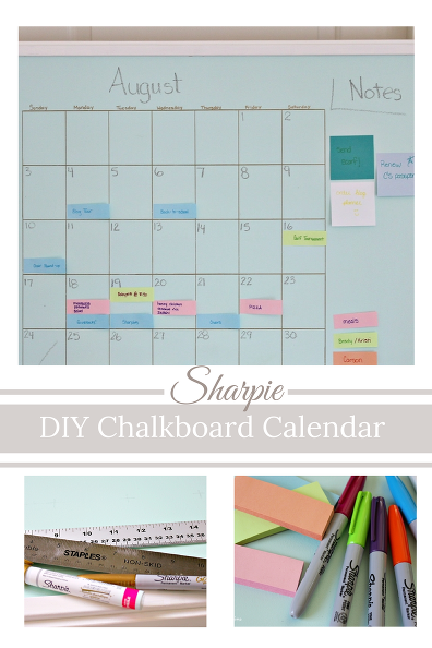 Another great way to get organized for back to school!