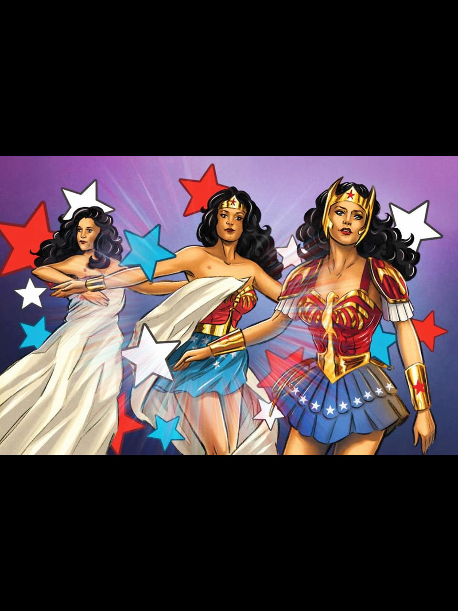Cryptozoic Entertainment-DC Comics-Figura De Mujer Maravilla película