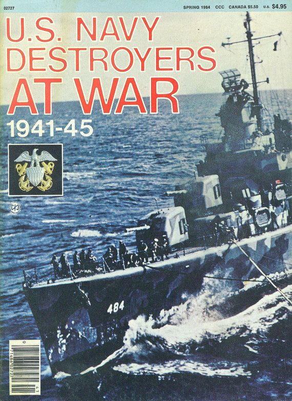 Sea Classics Special U S Navy Destroyers At War By Junksavant 7 50 Help Us Salute Our Veterans By Supporting Their Military Poster Military Veterans Navy Day
