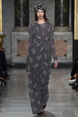 Luisa Beccaria Fall 2015 Ready-to-Wear Fashion Show: Complete Collection - Style.com