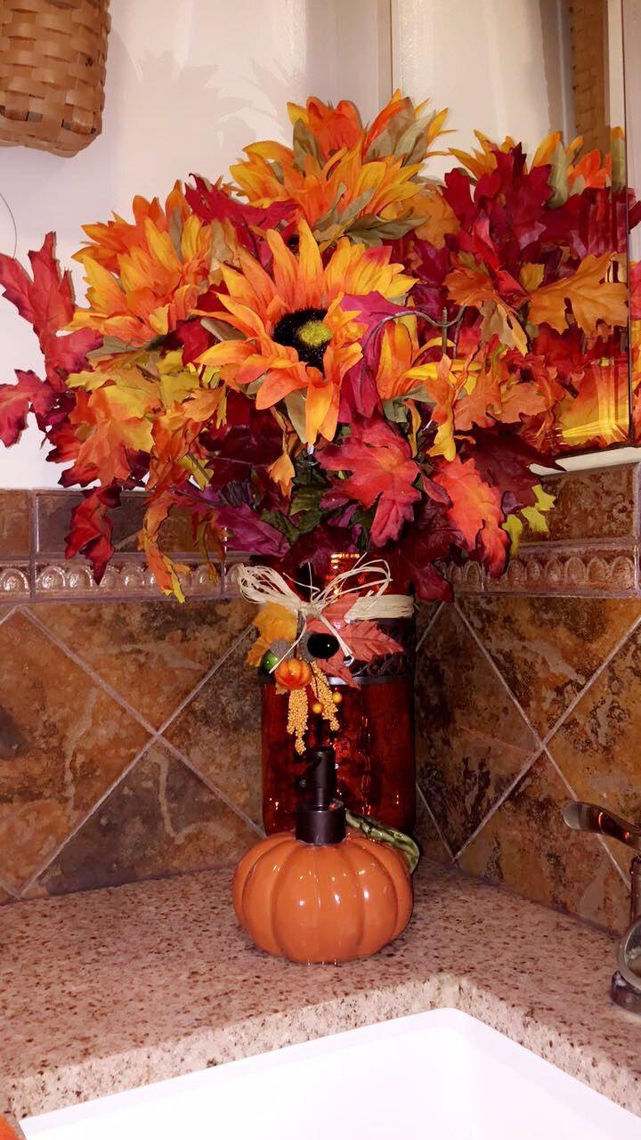 Fall essential D I Y