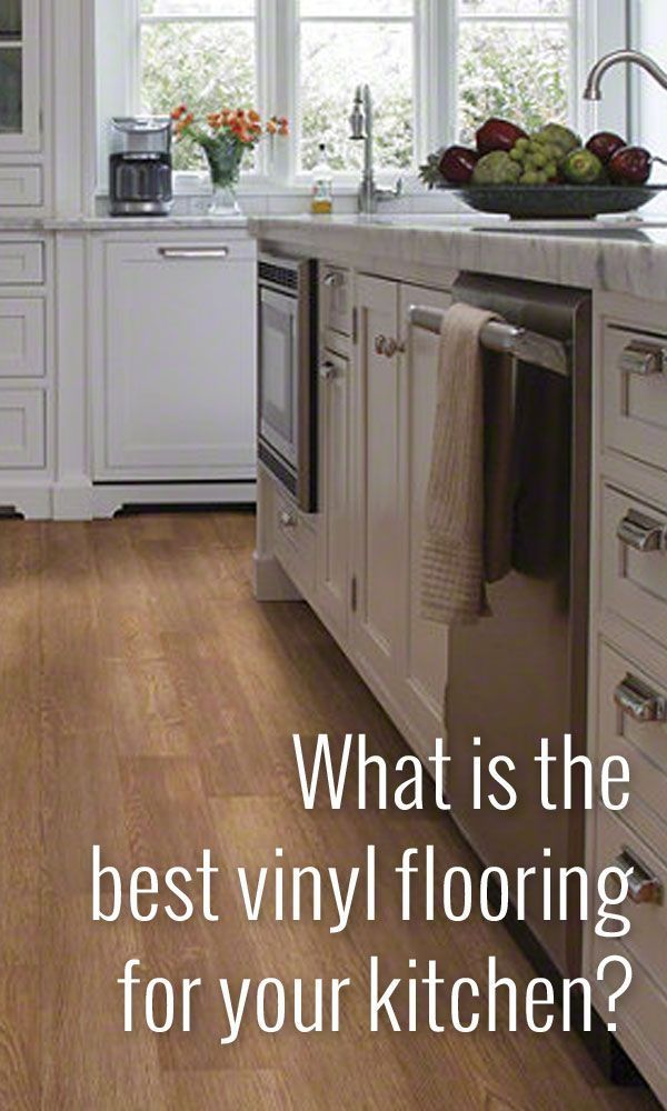 Kitchen Makeover What Is The Best Vinyl Flooring For Your Inspiration Kitchen Floor Options Decorating Inspiration