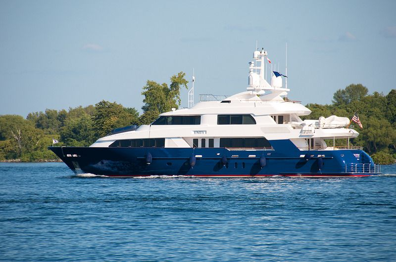 Money In The Water Yacht Cruises Ford Motor Company Ford Motor