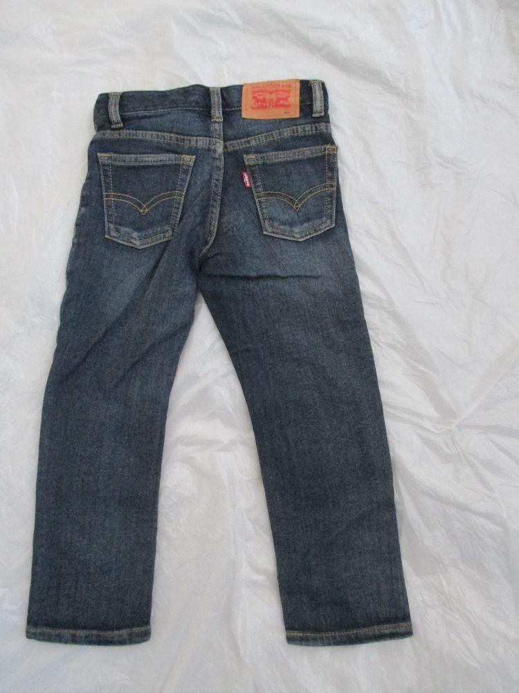 48105be0c72d97 Boys Levis 511 Jean Knit Jean Feels like sweat Pants Color Dark Denim  827440 M70…