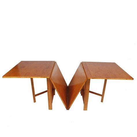 Early Bruno Mathsson Maria Expandable Dining Table  Dining Room Prepossessing Dining Room Tables Expandable Inspiration