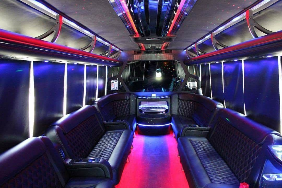 Check out our beautiful brand new party bus rent it for a