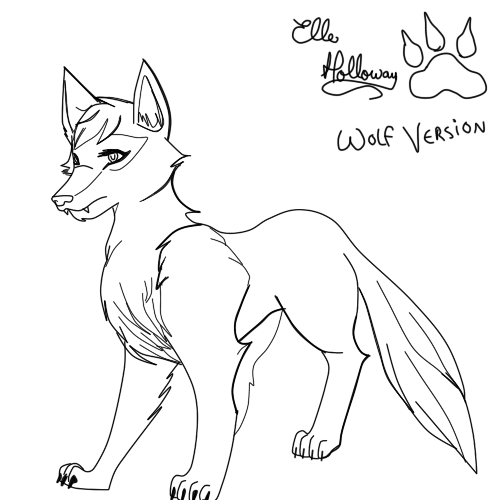 plantilla-para-dibujar-un-lobo-garnet | Lobos | Pinterest ...
