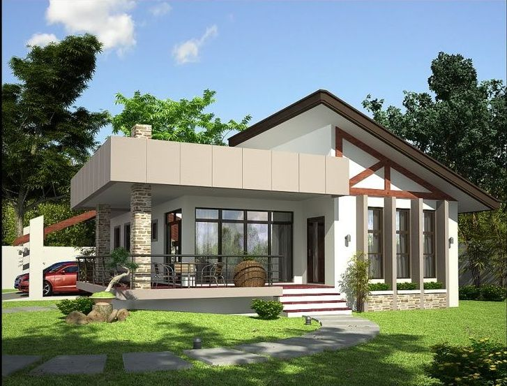Simple Home Designs Photos Providing Our Family With A Home Is A Rewarding Gesture As It Will Off Bungalow House Plans Simple House Design House Design Photos