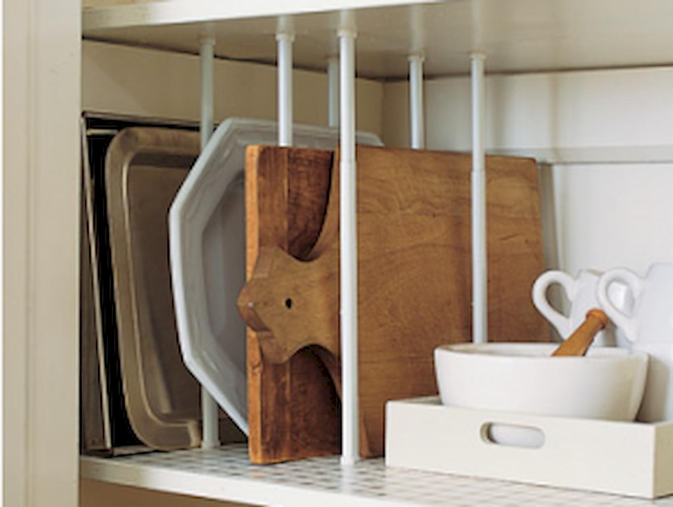 Rv Kitchen Storage Ideas Part - 49: 95 Travel Trailers Camper Storage Ideas