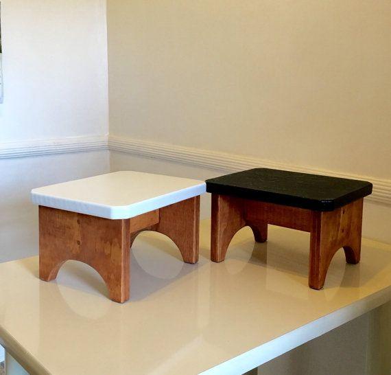 Handmade Wooden Step Stool Bench The Starting Materials For The Wooden Step Stool Step Stool Meditation Stool