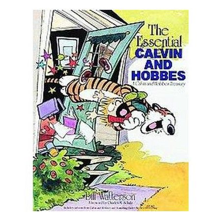 The Essential Calvin And Hobbes By Bill Watterson Paperback Calvin And Hobbes Calvin And Hobbes Books Calvin And Hobbes Comics