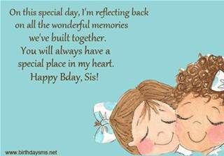 Big Sister Birthday Quotes Funny