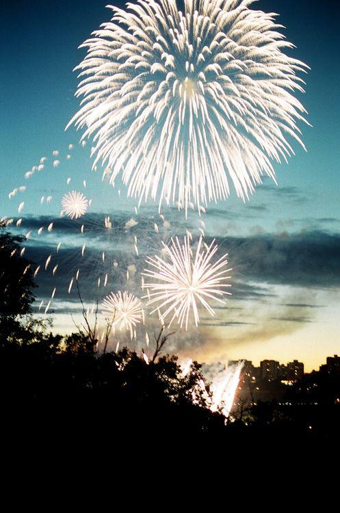 let firework season begin
