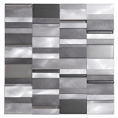 Magnificent 1 Inch Ceramic Tiles Thick 12 X 24 Floor Tile Regular 2 X 2 Ceiling Tiles 4 X 6 White Subway Tile Young 6X12 Subway Tile FreshAcoustic Ceiling Tiles 2X2 Aluminum Tile Silver Mix Modern Pattern | Bathroom Feature Wall ..