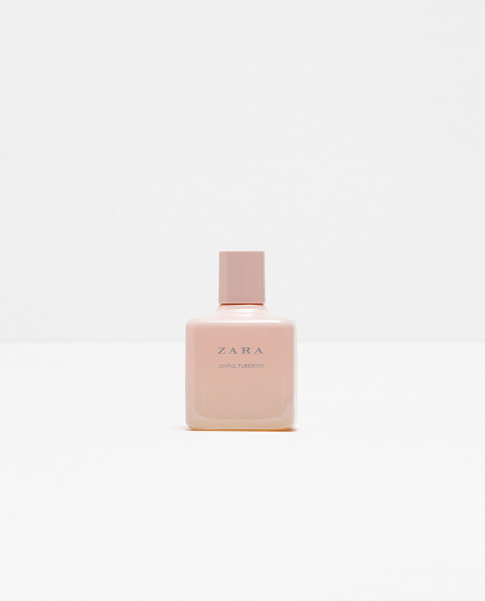 Zara Joyful Tuberose Eau De Toilette 100 Ml Beauty Perfume Zara