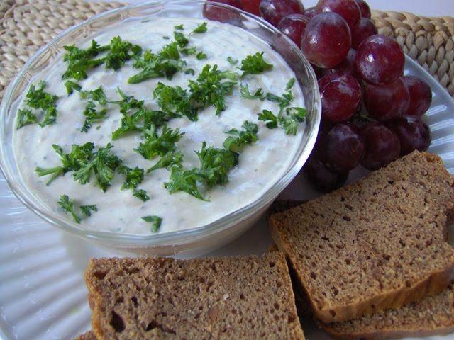 Garlic Anchovy Dip (SCD)