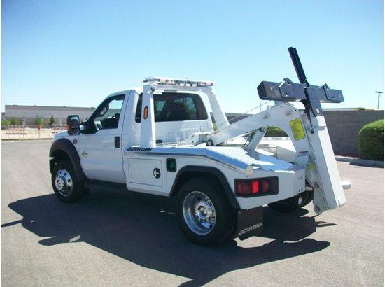 2011 Ford Super Duty F 450 Drw Wrecker Tow Truck Used Trucks