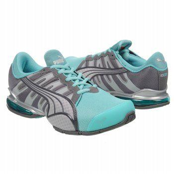 Athletics Puma Women s Voltaic Pool FamousFootwear.com (  I NEED THESE!!  NNNNNEEEEDDD! 2c723a792