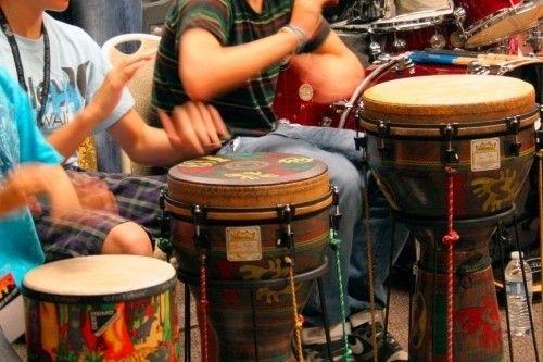 Family Drum Circle Carlsbad, California  #Kids #Events