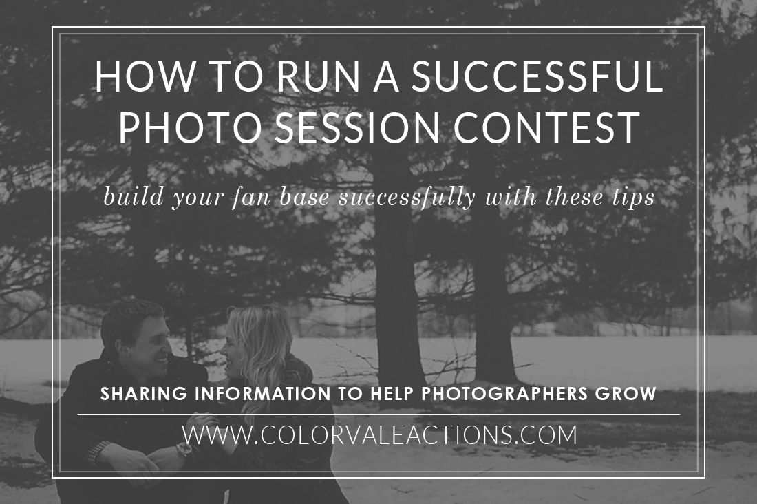 How To Run A Photography Business