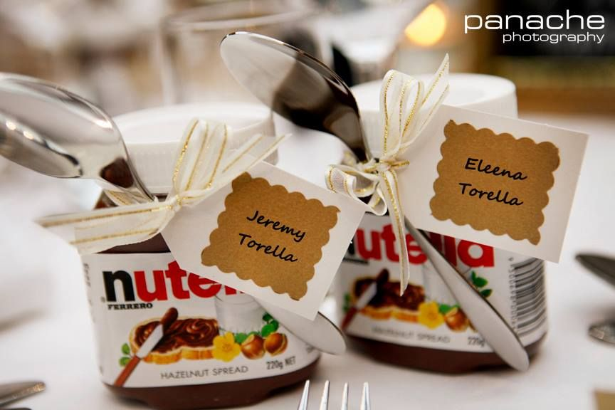 Matrimonio Tema Nutella : Nutella bombonaire dream wedding ideas bomboniere matrimonio