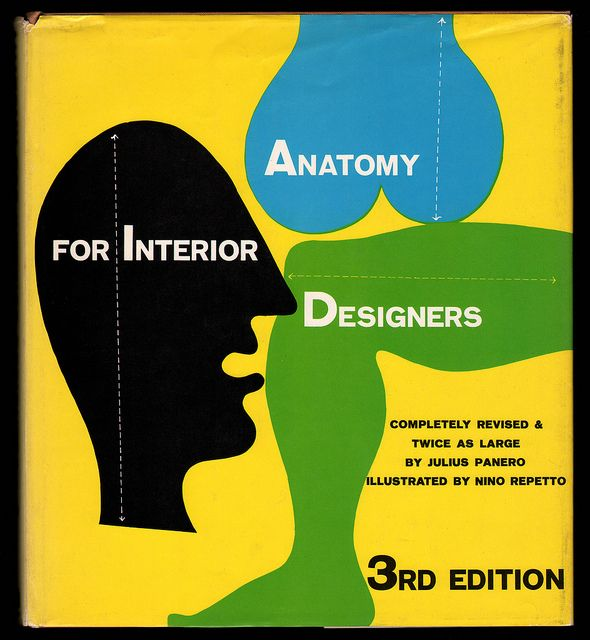 Anatomy For Interior Designers Med Billeder