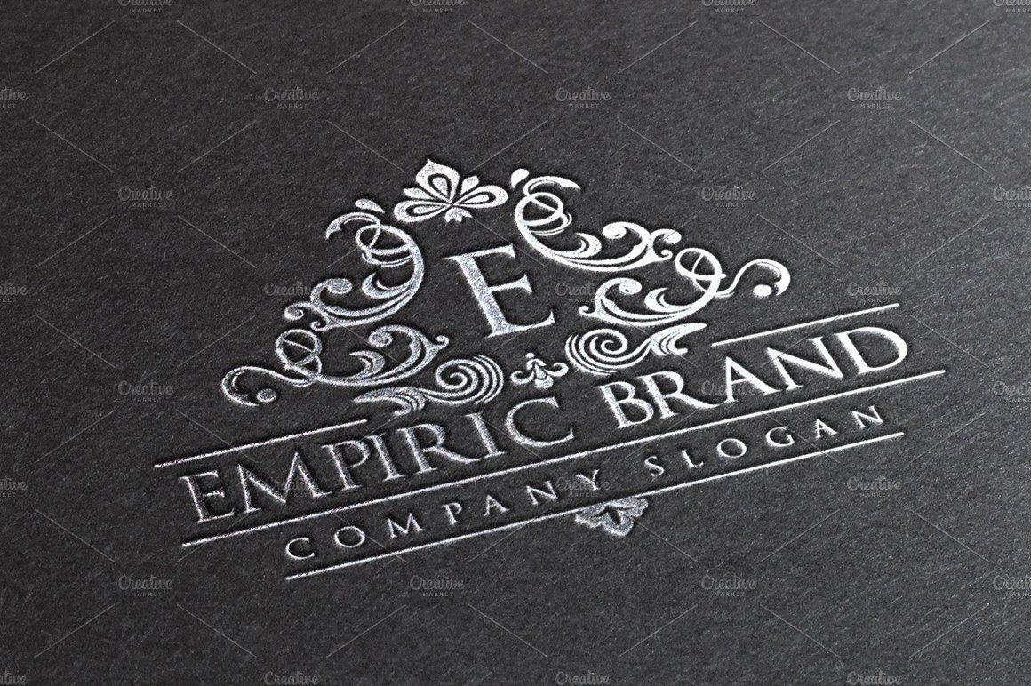 Empiric Brand Logo Brand logo, Classy invitations, Logo