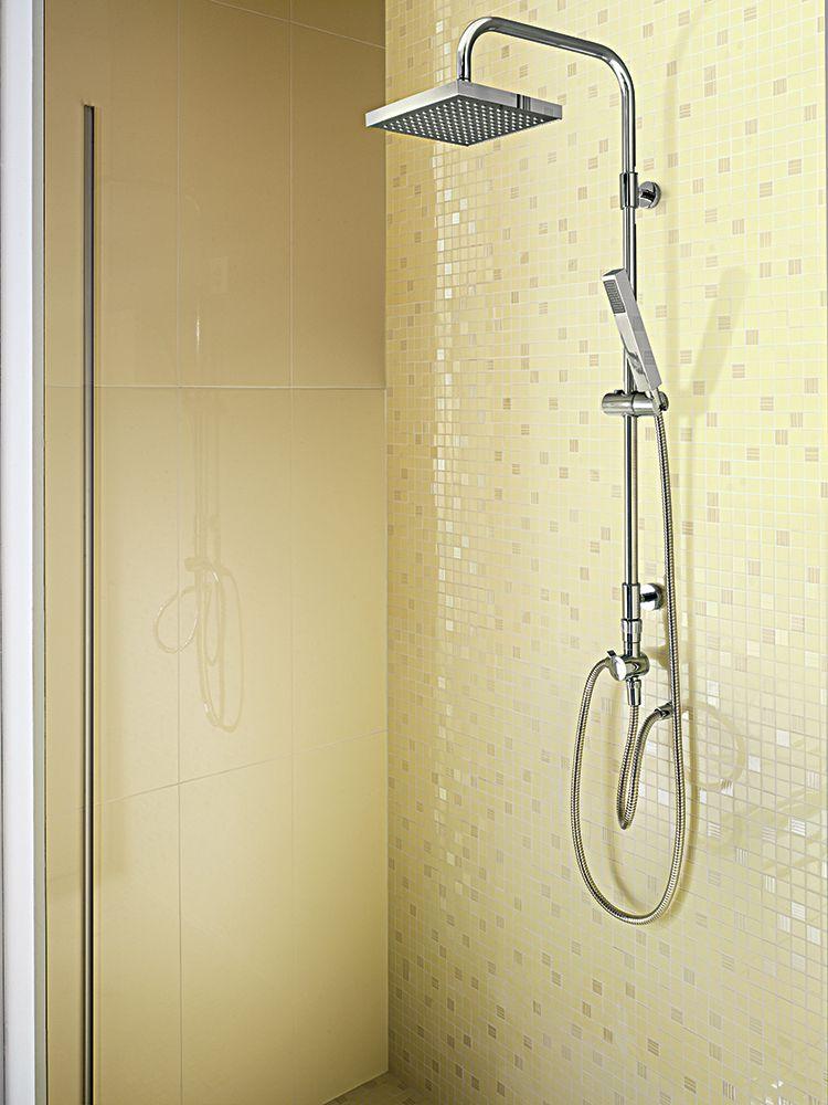 Ava Ceramica: Visia Lime Mosaico | Toilet & Bath Tile Ideas ...