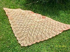 Ravelry: Glorious Morning Shawl pattern by Vicki Mikulak