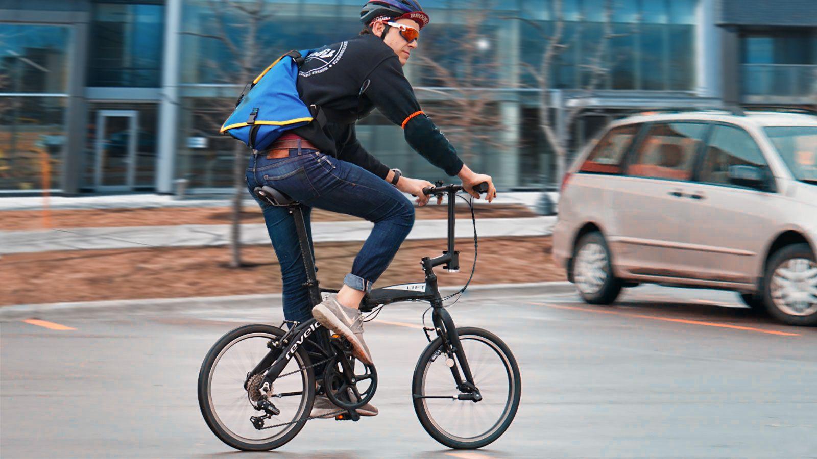 Easiest Folding Bike