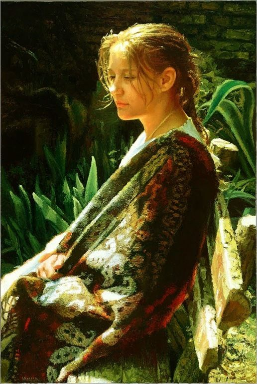 Duffy Sheridan 1947 | American Realistic Figurative painter